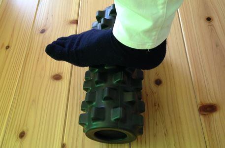ランブルローラー 使い方 足底腱膜 効果あり