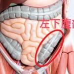 左下腹部の痛みの原因とは?男女別に原因となる病気を解説