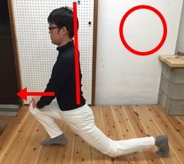 腸腰筋トレーニング 便秘解消 膝立ち位 腸腰筋ストレッチ