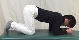 膵臓症状 胸膝位 痛み